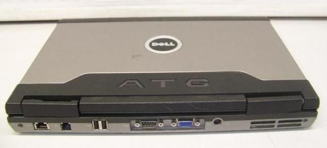 DELL LATITUDE ATG D630 LAPTOP CORE 2 DUO 2.4GHz/ 2GB/ 60GB