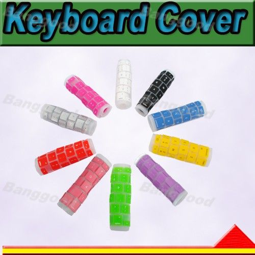 Silicone Keyboard Cover for Apple Macbook 13 15 17