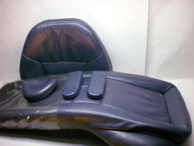 Adec 1040 Cascade Dental Exam Chair Upholstery Set